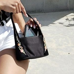 La Sera by Franchii Bags - Vintage La Sera by Franchii 90s micro bag